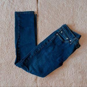 Levi Strauss & Co Blue Jeans